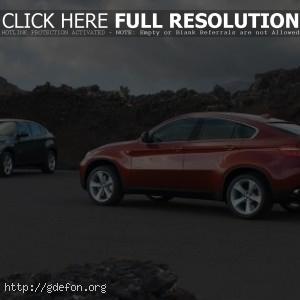 BMW X6 Sports