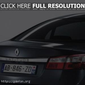 Renault, Latitude, авто, машины, автомобили