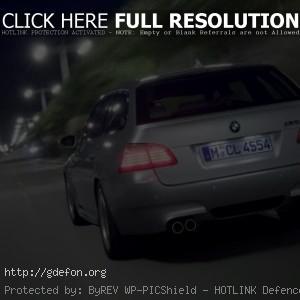 BMW M5-touring