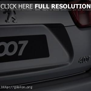Peugeot, 4007, авто, машины, автомобили