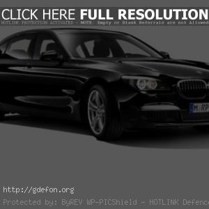 BMW 7 Series M, Sports