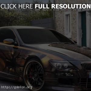 BMW аерография