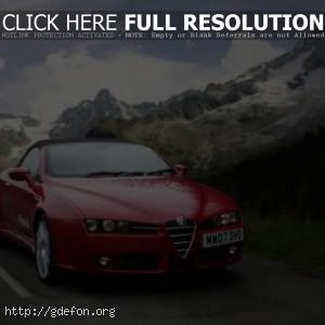 Autodelta Alfa Romeo Spider