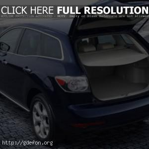 Багажник Mazda CX 7