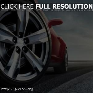 Chevrolet Camaro, диски