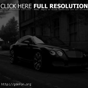 Bentley Kahn GTS