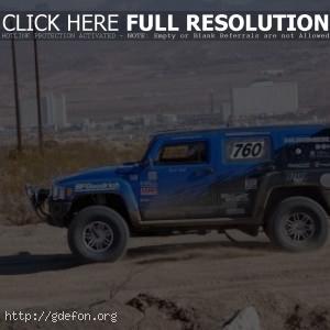 Hummer H3, гонки