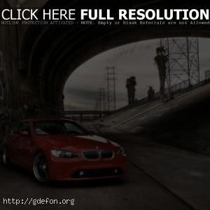 BMW тюнинг