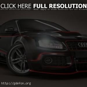 Audi тюнинг