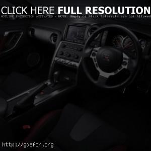 Nissan GTR, Panel Nissan