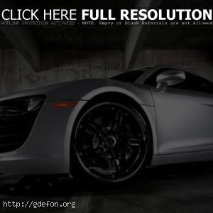 Audi SportCar Version