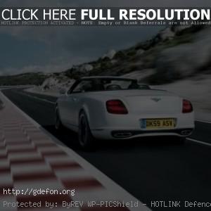 Bentley GT SS