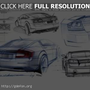Dodge, Avenger, авто, машины, автомобили