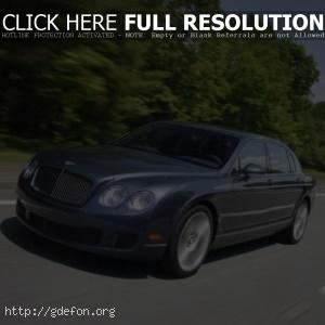 Bentley continental FSS