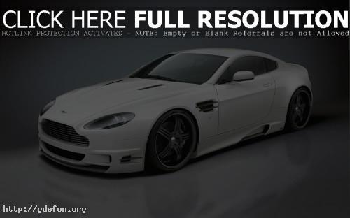 Обои Aston Martin Vantage фото картики заставки