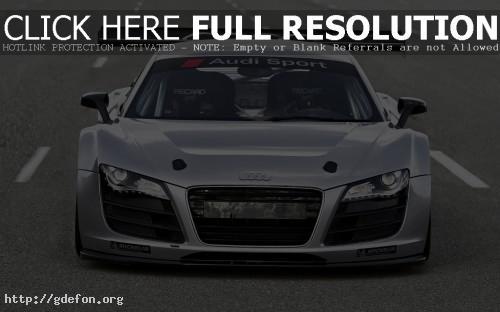 Обои Audi R8 GT3 фото картики заставки