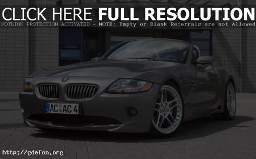 Обои BMW с открытым верхом фото картики заставки