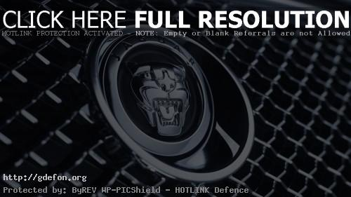 Обои Логотип Jaguar (ягуар) фото картики заставки