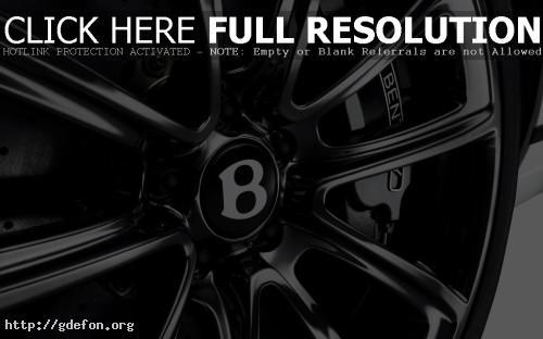 Обои Bentley диск фото картики заставки