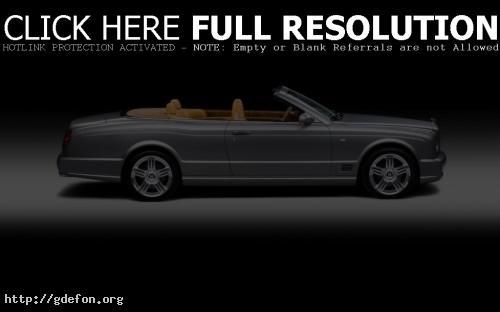 Обои Bentley Azure T фото картики заставки