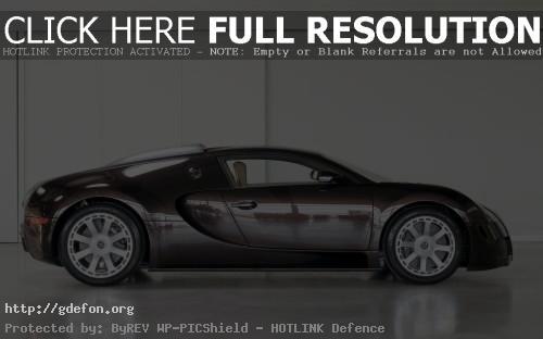 Обои Bugatti veyron FBG фото картики заставки