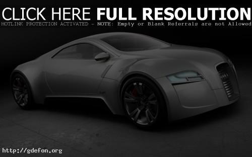 Обои Ауди — автомобиль будущего фото картики заставки