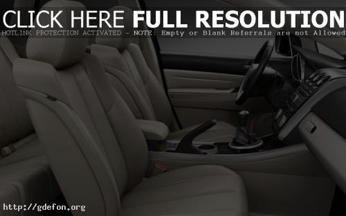 Обои Интерьер Mazda CX 7 фото картики заставки