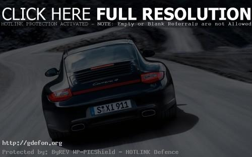Обои Porsche Carrera 4 фото картики заставки