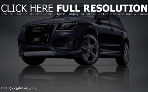 Обои Audi Q5 ABT фото картики заставки