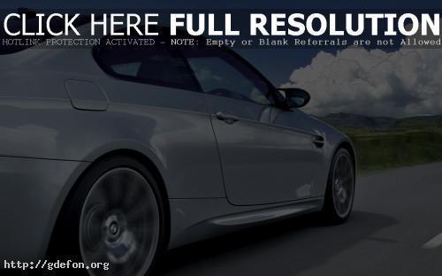 Обои BMW M3 Coupe фото картики заставки