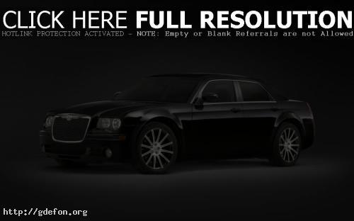 Обои Chrysler 300 фото картики заставки
