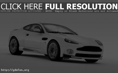 Обои Aston Martin Vanquish S фото картики заставки