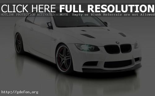 Обои BMW M3 GTS 3 фото картики заставки