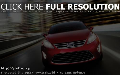 Обои Ford Verve Sedan Concept фото картики заставки
