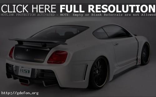 Обои Bentley Continental super sports фото картики заставки