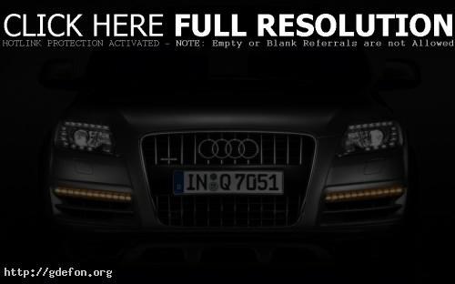 Обои Audi Q7 фото картики заставки