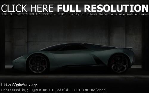 Обои Серый Lamborghini фото картики заставки