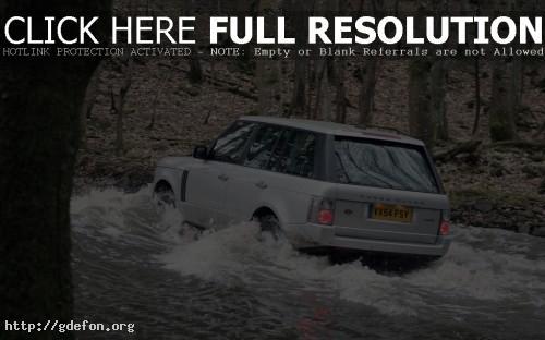 Обои Land Rover фото картики заставки