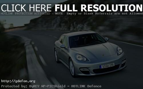 Обои Porsche Panamera фото картики заставки