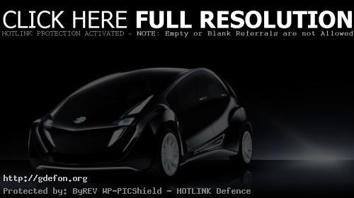 Обои 2009 EDAG Light Car Open Source фото картики заставки
