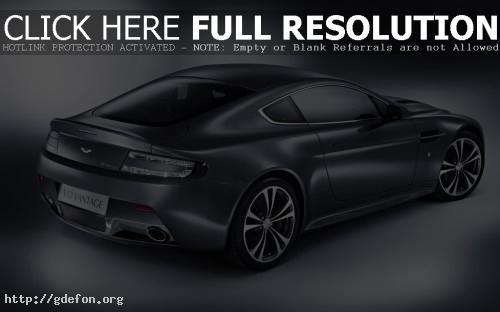 Обои Aston Martin V12 фото картики заставки