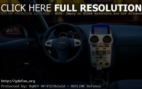 Обои Opel, Corsa, авто, машины, автомобили фото картики заставки