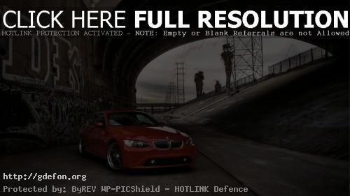 Обои BMW тюнинг фото картики заставки