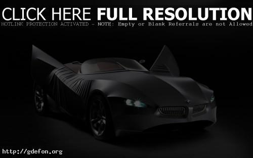 Обои BMW Gina Concept фото картики заставки