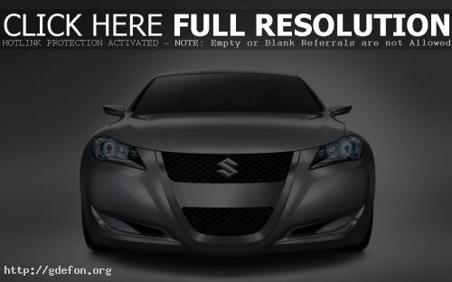 Обои Suzuki Kizashi 3 Concept фото картики заставки
