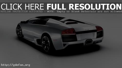 Обои Lamborghini металик фото картики заставки