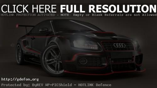 Обои Audi тюнинг фото картики заставки
