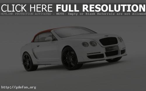 Обои Bentley Continental GTC 2 фото картики заставки