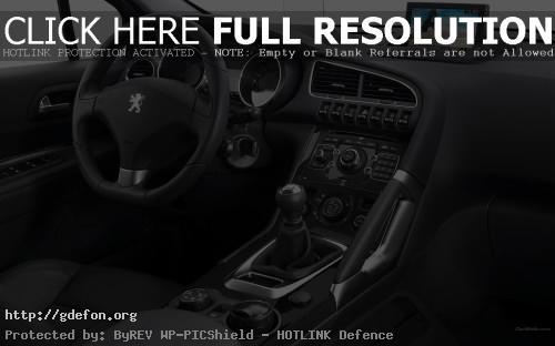 Обои Peugeot, 3008, авто, машины, автомобили фото картики заставки