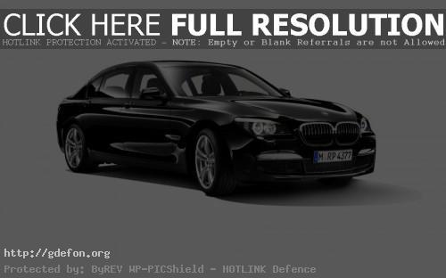 Обои BMW 760 Li фото картики заставки